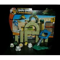 Juego Angry Birds Star Wars En Caja Dia Del Niño