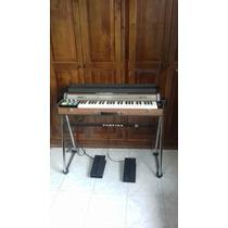 Farfisa Organo Sintetizador Vintage Moog Roland Rhodes Korg