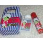 Kis Cotillon Spa Personalizados: Caja Con Brillo Y Crema