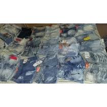 Shorts E Bermudas Jeans Feminina Novos