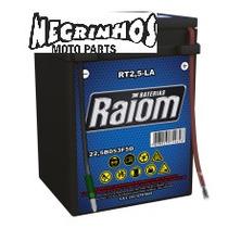 Bateria Raiom Selada Cg/ml 125 Ano 99 T2.5 Negrinhos Moto
