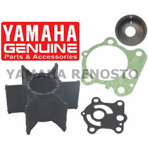 Kit Original De Bomba De Agua Motor Yamaha 60hp Desde 2004