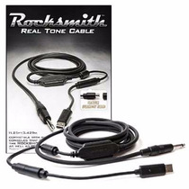 Cabo Rocksmith Real Tone Cable Pc Xbox Ps3 Ps4 + Pendrive 16