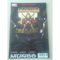 Comics De Coleccion Marvel Iron Man Reino Oscuro N. 6