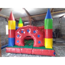 Balão Pula Pula Castelinho Torre Modelo Lápis Fabricante