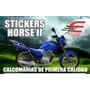 Calcomanias Motos Horse 2 Empire