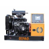 Generador De Corriente 30kw Trifasico/transferencia Automati