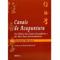 E-book Canais De Acupuntura - Giovani Macioccia