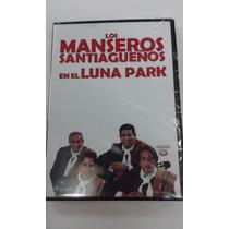 Los Manseros Santiagueños En El Luna Park Dvd