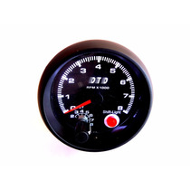 Conta Giros 95mm Serve Em Moto E Carro + Shift Light