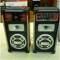 Cornetas Amplificadoras Portatiles
