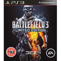 Battlefield 3 (limited Edition) - Playstation 3
