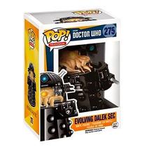 Funko Pop Evolving Dalek Sec Doctor Who Exclusivo Dr Bbc