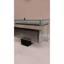 Overflow Box De Vidro - Para Aquário Com Sump - 10.000 L/h
