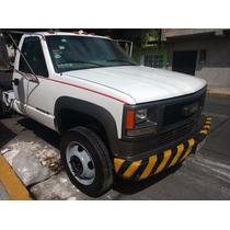 Chevrolet 3500 Hd 2001 V8 Gas Lp Standart, Verificacion 0