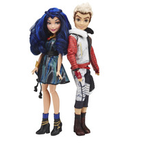 Disney Descendientes Original Hasbro Pack De 2 Importados