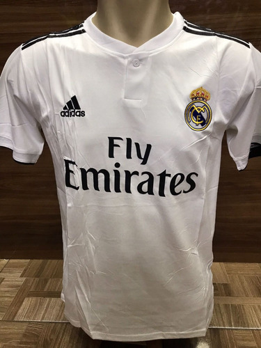 a512210bb3 Nova Camisa Real Madrid 2018 - R  119