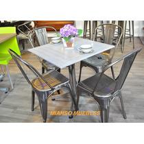 Mesas Restaurantes Cafeterías