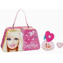 Perfume Barbie Minnie Princess Estuches Originales