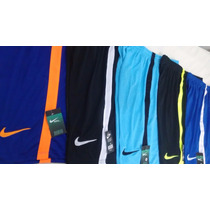 Kit 5 Shortes Bermuda Nike Academia Corrida Promoçao