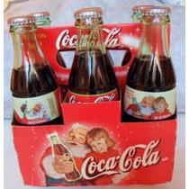 Botellas Coleccionables Coca Cola Navidad 1999