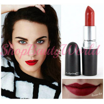 Labial Mac Russian Red, Labial Mate Mac