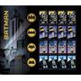 Set Estampillas Postales Batman 75 Anniversary Usps Ugo