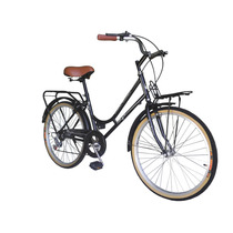 Bicicleta Maja Vintage Clasica 6 Velocidades Rodada 24