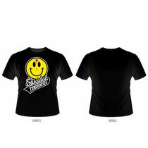 Camiseta Suicidal Tendencies (preta Ou Branca)