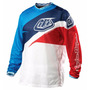 Jersey Troy Lee Motocroos, Biciross