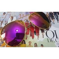 Kit Com 10 Oculos De Sol Raiban Femininos Atacado Revenda