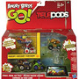 Juguete Angry Birds Go Calle Telepods, Nieve, Go! Pack Excl