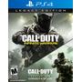 °° Call Of Duty Infinite Warfare Legacy Ps4 °° En Bnkshop