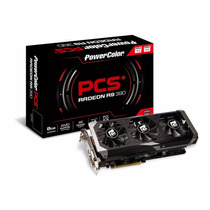 Placa De Video Amd Powercolor Pcs+ R9 390 8gb Gddr5 512bits