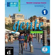 Gente 1: Libro Del Alumno + Cd