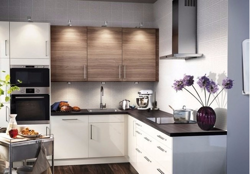 Muebles De Cocina Modernas,reposteros, Postformado, Granito,  S 900