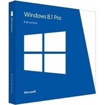 Windows 8.1 Pro Licencia Original Digital