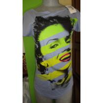 Blusa Nueva Fashion Con Etiquetas Xl Pima Cotton
