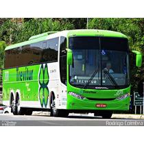 Onibus Comil Campione 3.65 Scania K380 Ano 10/10 42 Lug.