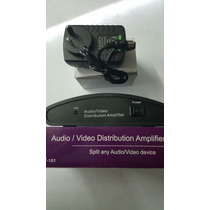 Audio/video Distribuidor Amplificador De 1 A 4