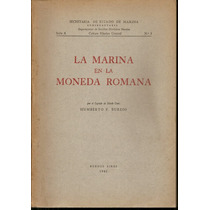 La Marina En La Moneda Romana De Burzio
