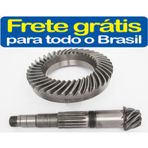 Coroa E Pinhão Kombi Flex 1.4 Motor A Agua 8x39 2006/....