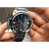 Relojes Casio Sgw 400hd Altimetro /barometro Importadora