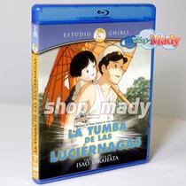 La Tumba De Las Luciernagas Blu-ray En Español Latino