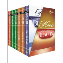 Novo Comentário Bíblico Beacon / Editora Central Gospel