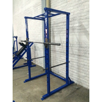 Power-rack (no Incluye Barra) Marca:guerra Fitness Equipment