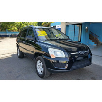 Kia Sportage Full 4x4 V6 Límited 2010
