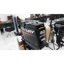 Motor De Popa Mercury 40 Hp Manual 3 Cil.2 Tempos Novo 2016