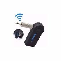 Receptor Bluetooth Para P2 Entrada Auxiliar Som De Carro Top
