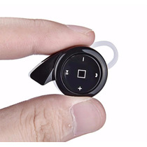 Mini Audifono Manos Libres Bluetooth 4.0 Inalambrico